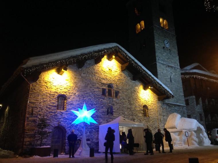 Самый старый горнолыжный курорт Франции