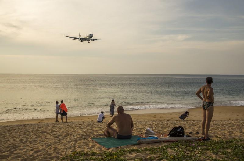 Пхукет, туристи, відпочинок, літак