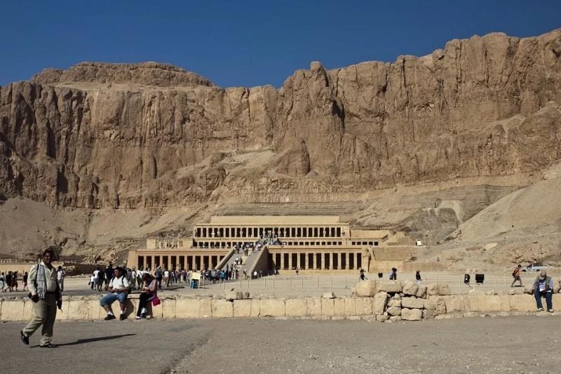 долина царів, Єгипет