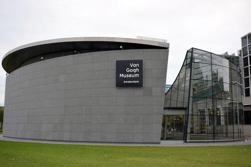 музей Ван Гога, Нідерланди