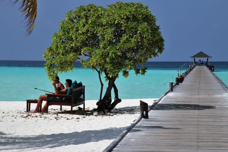 Мальдивы, курорт