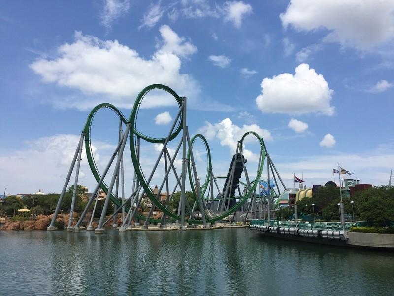 парк развлечений Universal, Орландо, США