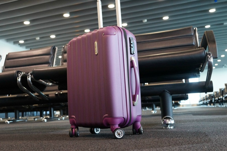 багаж, аэропорт