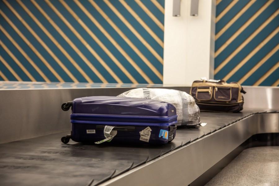 Шереметьево, багаж
