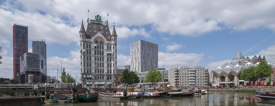 В Роттердаме запретили употреблять марихуану в общественных местах
