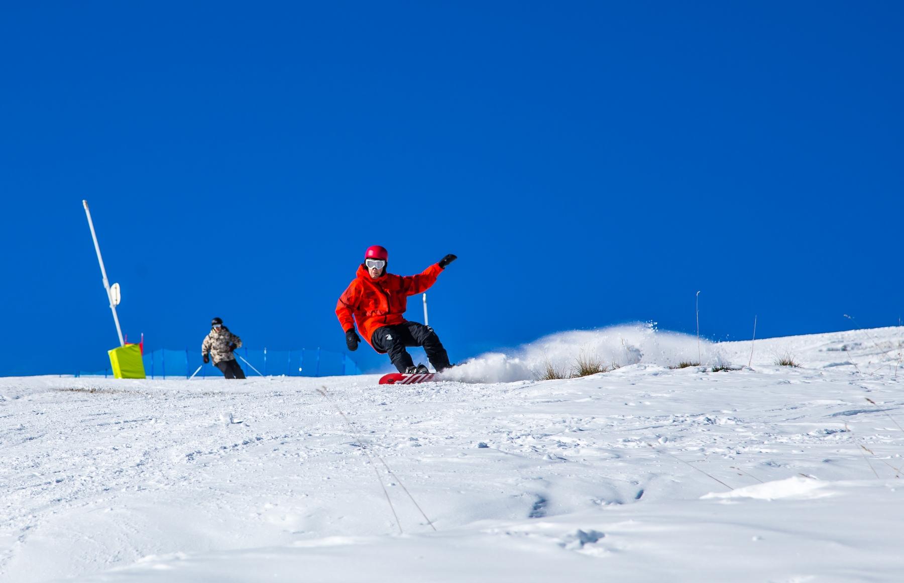 В ВОЗ считают, что катание на горных лыжах не способствует распространению COVID-19