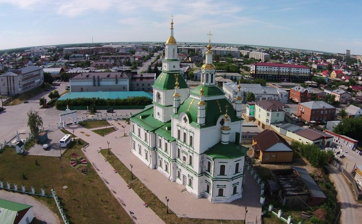 Ялуторовск фото города