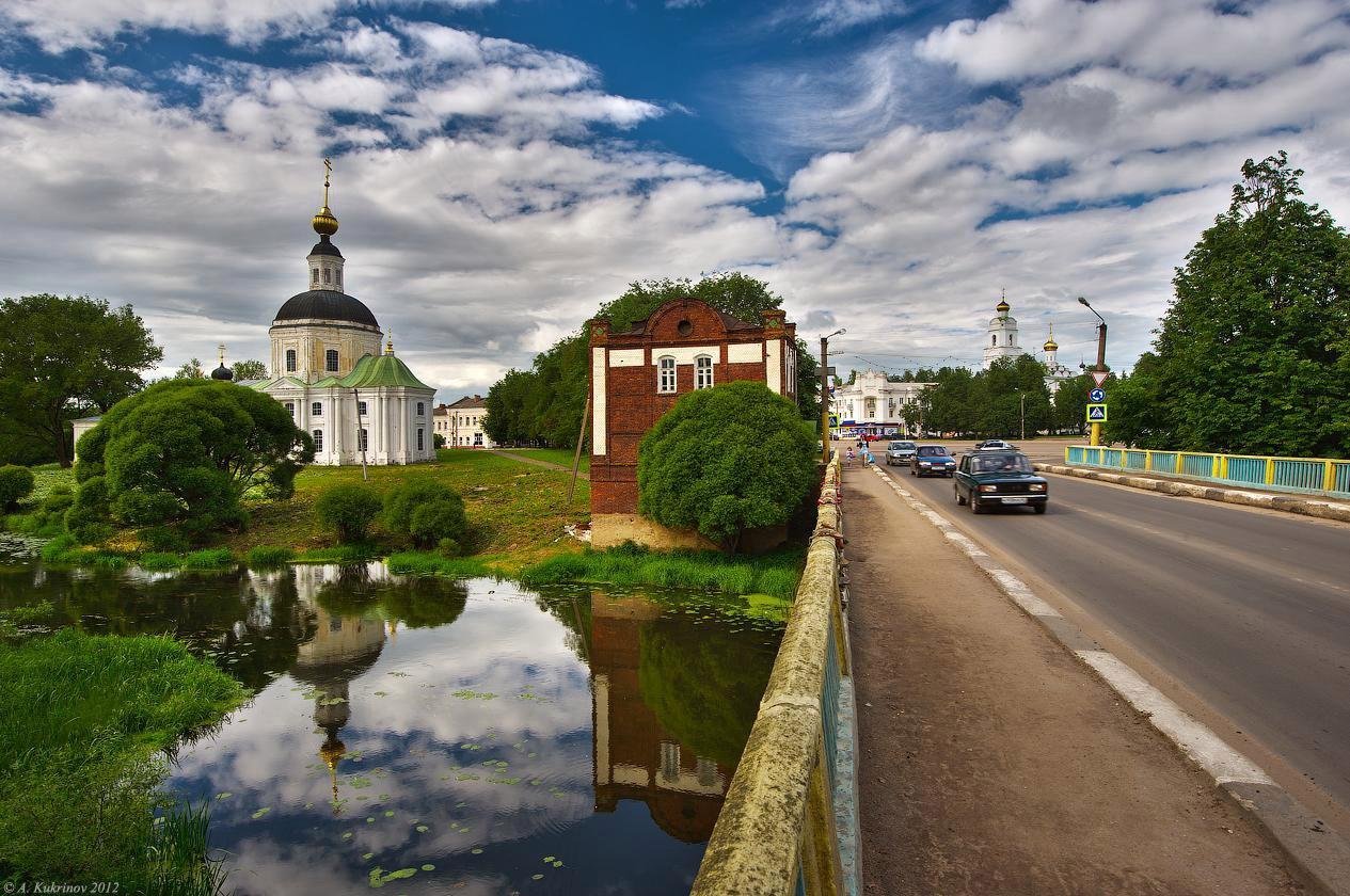 мой город вязьма картинки большой величественный