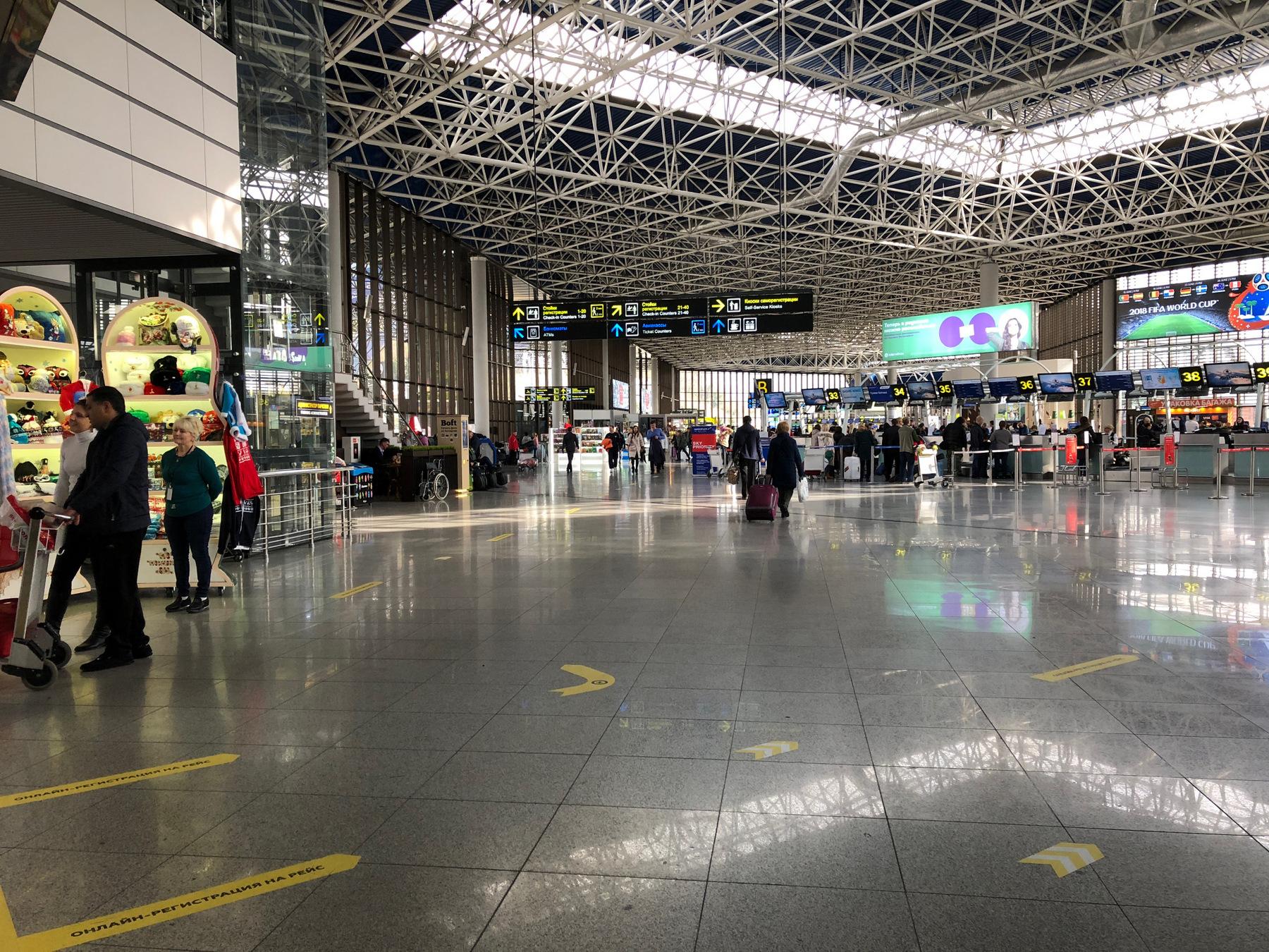 Новый аэропорт построят в Казахстане из-за увеличения числа туристов