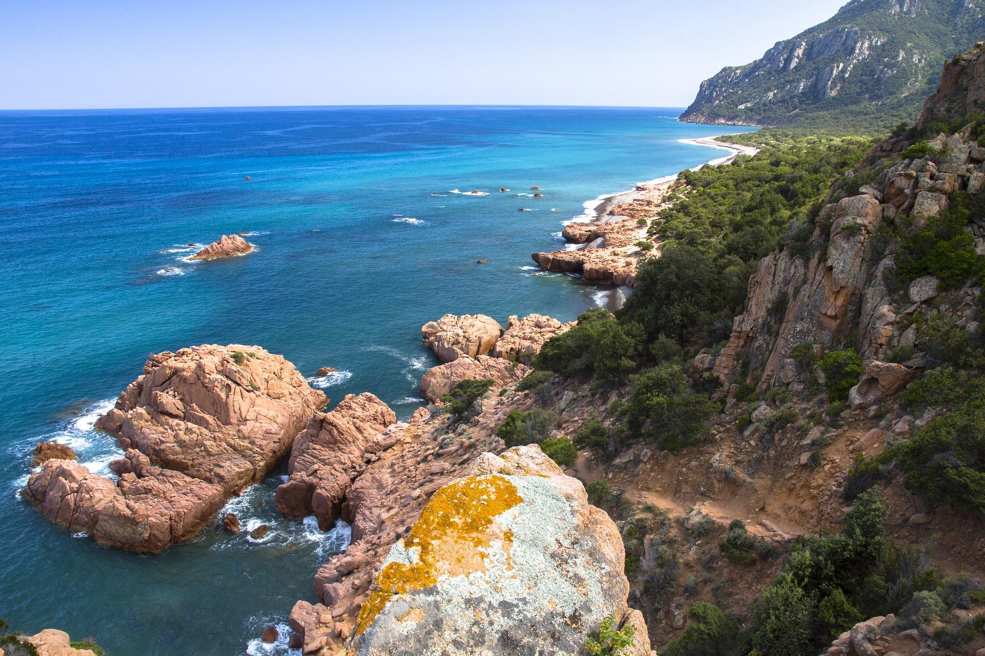 начала побережья сардинии картинки третьих