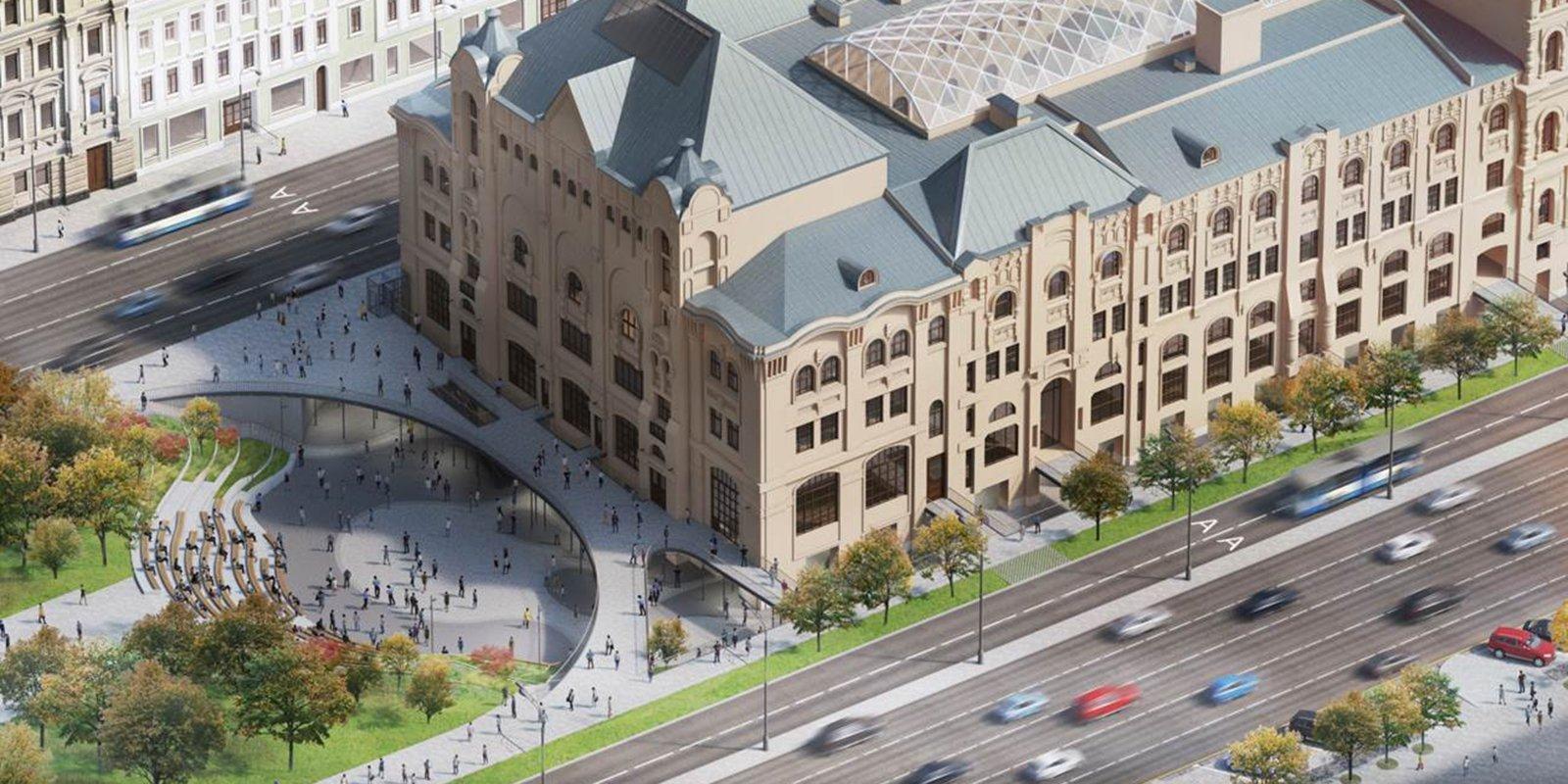 нижневартовска москва китай город фото после реконструкции институт