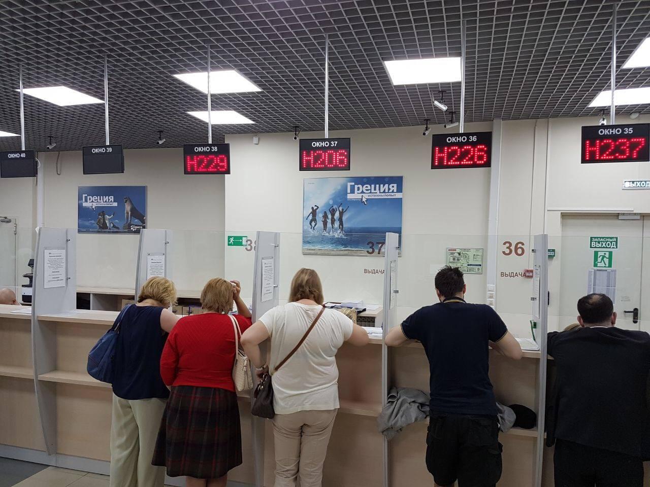 часы работы визаметрик в москве втб кредит наличными 2020 года